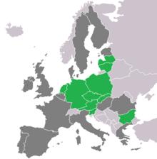 Karte Ratifizierungsstopp