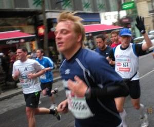Grüße vom Vienna City Marathon