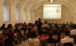 Paneldiskussion Vorratsdatenspeicherung