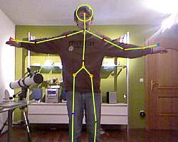 Posture Recognizer for Physiotherapy, HTL Braunau