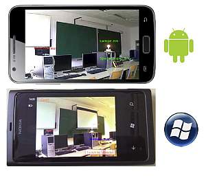 Augmented Reality Mobile Control der HTL Braunau
