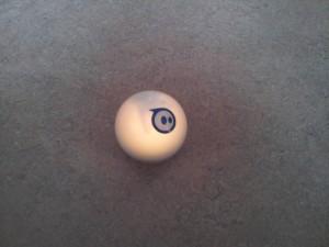 Sphero Orange Light