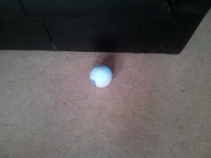 Sphero Blue Light