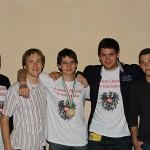 Das österreichische Olympiateam