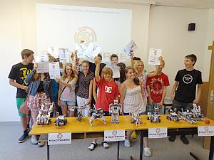 Robotics Workshop in Kitzbühl
