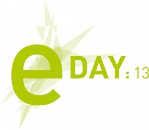 Logo eDay am 7.3.2013 in der WKÖ