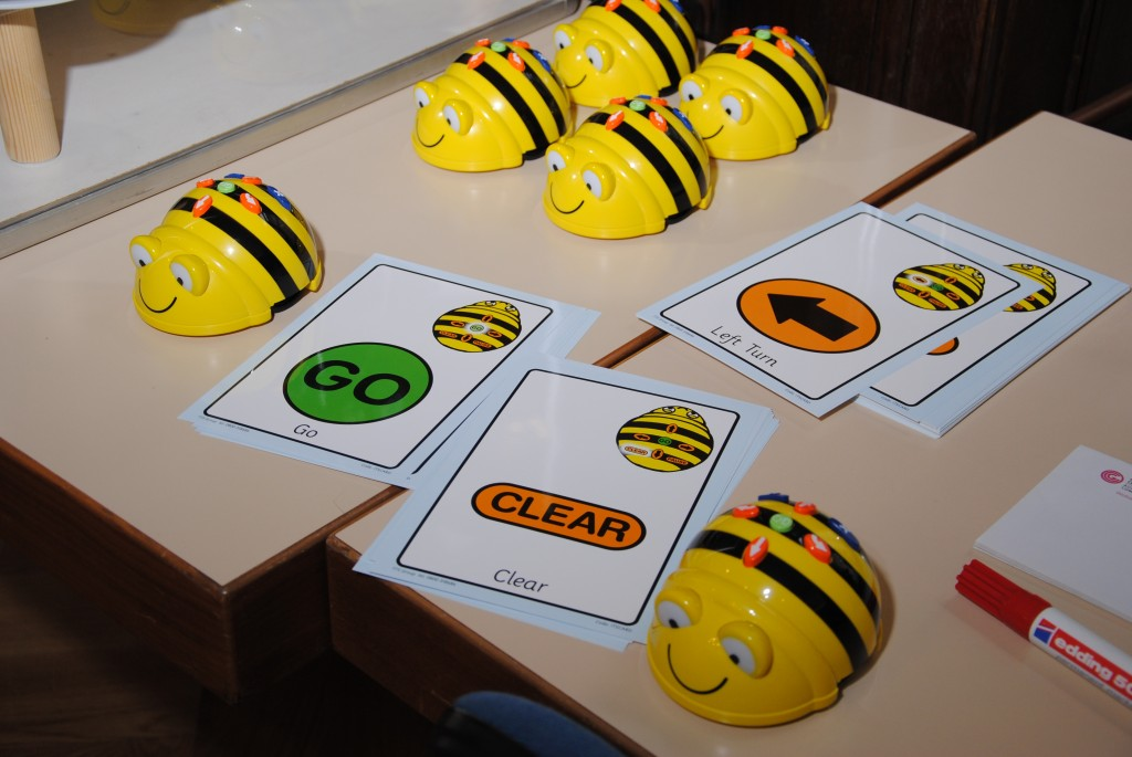 Bee-Bot Karten