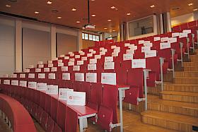 Universität Klagenfurt, Vortragssaal