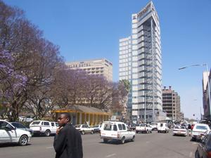 Harare, Hauptstadt von Simbabwe