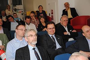 Das Publikum der OCG Jahresveranstaltung