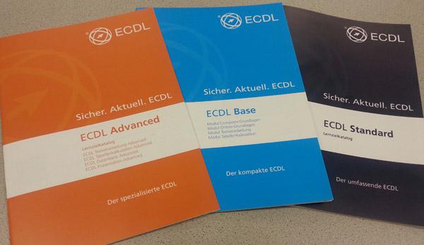 3 ECDL Lernzielkataloge