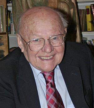 Heinz Zemanek, 2010, (c) OCG