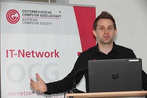 Max Schrems hält Keynote bei OCG Jahrestagung