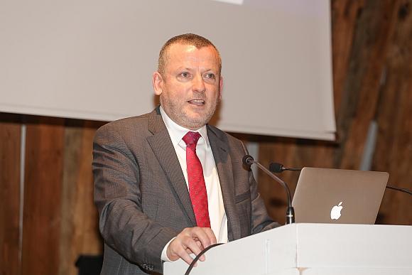 Damien O'Sullivan, CEO der ECDL Foundation