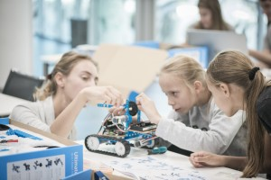 Fabasoft Robotics Camp