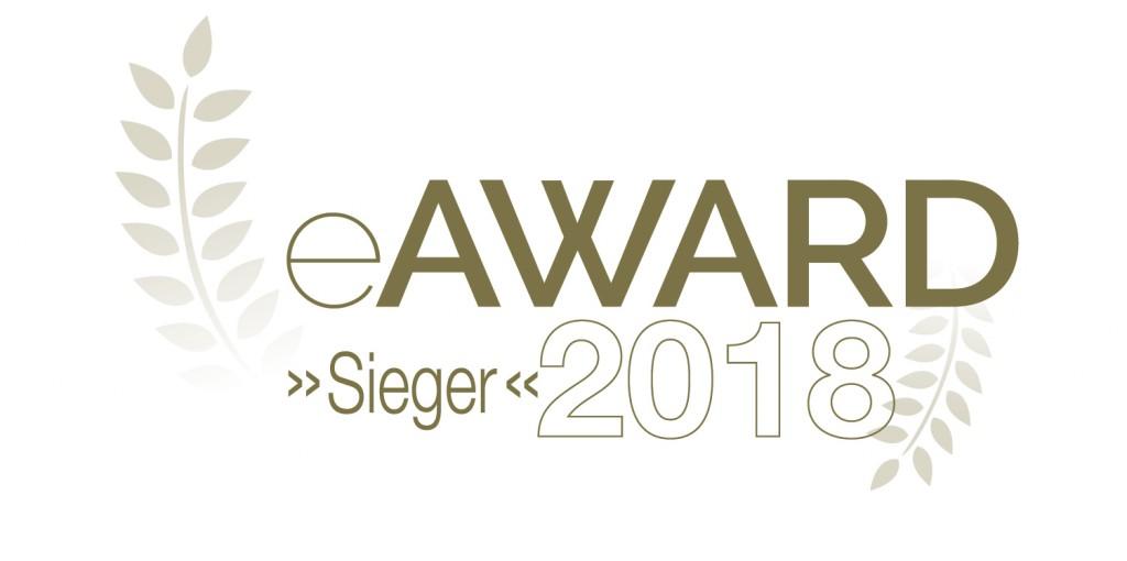 eAward Sieger 2018
