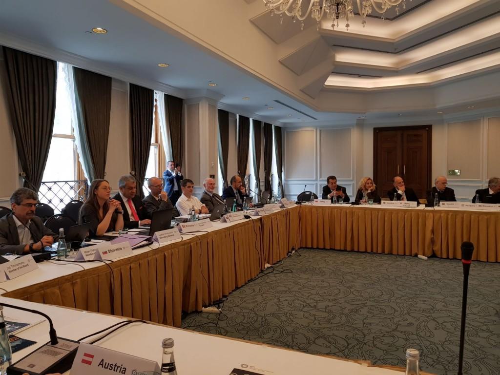 CEPIS Meeting in Istanbul mit Ronald Bieber und Klaus Höckner, OCG