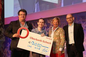 Preisverleihung Roland Wagner Award 2018 an M. Curran