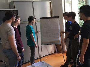 Training für die IoI an der TU-Wien