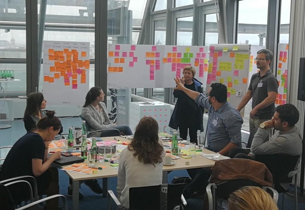 workshopfoto lernwege für die digitalisierung