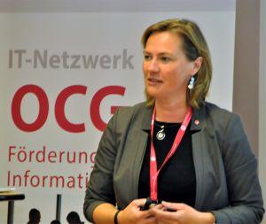 Natalie Harder, OCG