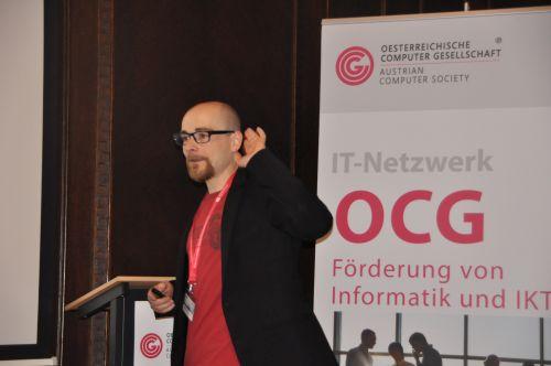 Martin Kandlhofer, TU Graz
