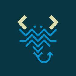 Bild eines Skorpions als Logo der sec4dev